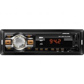 Rádio Automotivo Player HR412 USB / SD Hurricane