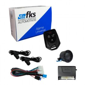 Alarme Automotivo FK 902 SB Plus 1 CR FKS