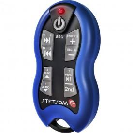 controle remoto para som automotivo sx2 azul stetsom 6609163