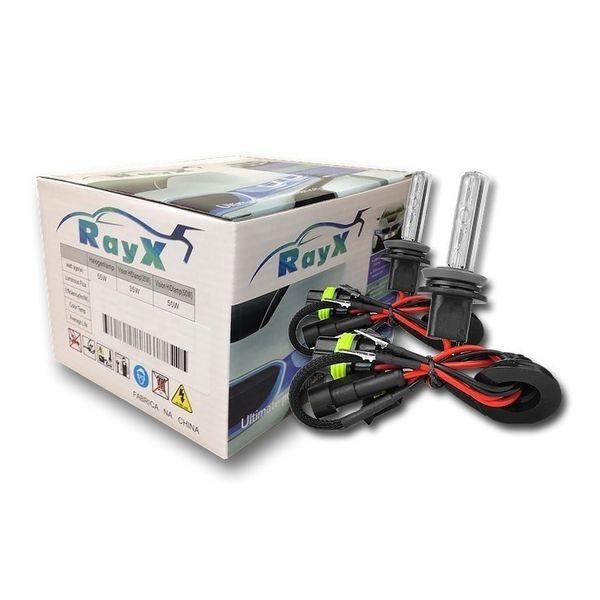 kit xenon rayx 4300k 6000k 8000k h1 h3 h4 h7 h8 h9 h11 h27 hb3 hb4