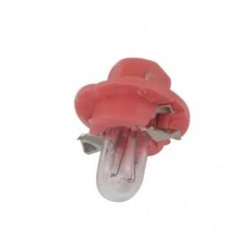 lampada filamento 12v 1 12w laranja t2473 mfx6 teslla 03