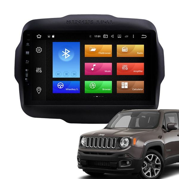 kit multimidia especifica jeep renegade 9 android jr8